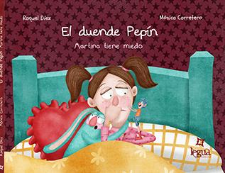 El duende Pepín: Martina tiene meido